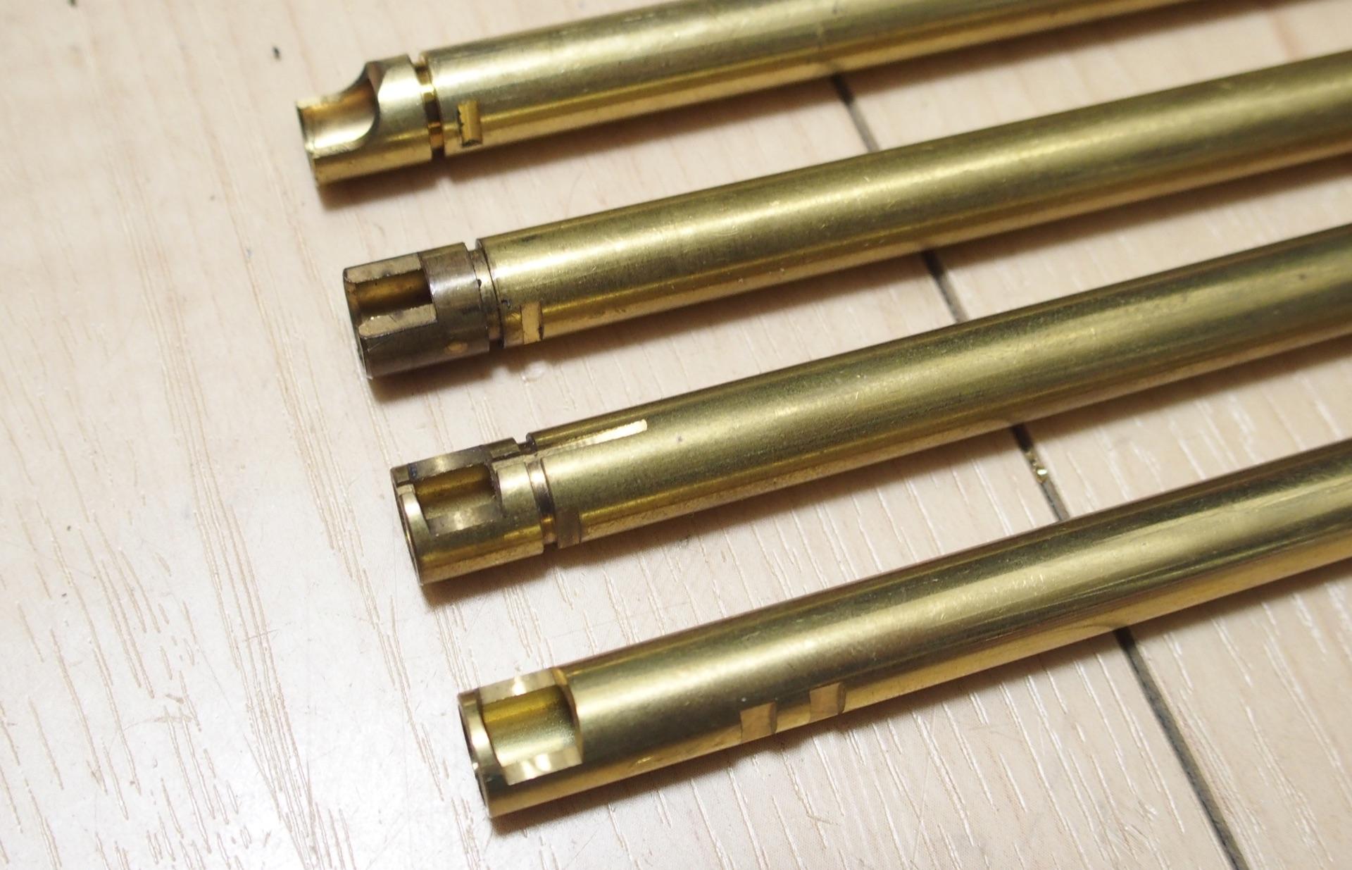 東京マルイ ガスブローバック MP7A1のHOPをフラットホップにして ...