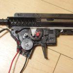 ピストンクラッシュしたE&L M4 DXを修理しました