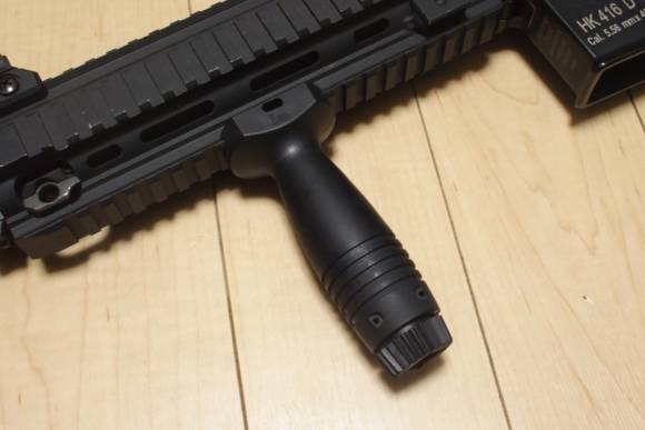 VFC HK バーティカルフォアグリップ(VF9-MWS-FG-BK02)を買いました