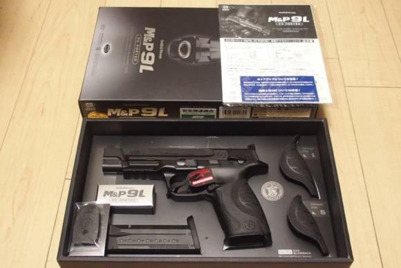東京マルイ M&P 9L PCポーテッドを買ったのでレビューします。