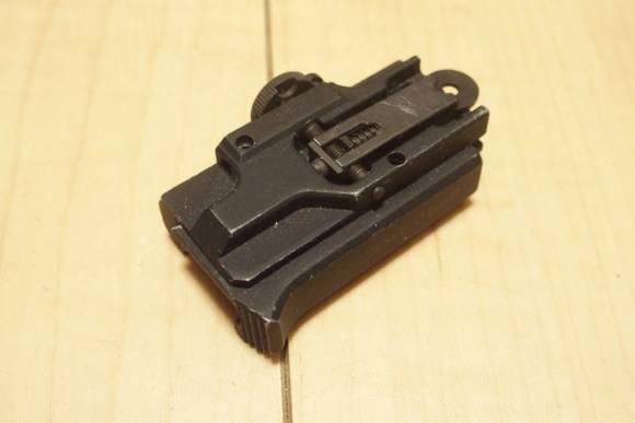 VFC HK416/HK417用 フォールディング リアサイトのレビュー