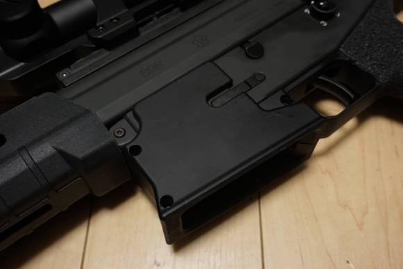 『89式小銃用マグウェルアダプター 先進軽量化小銃』を、東京マルイ ガスブロ 89式につけてみた【89式破門小銃】