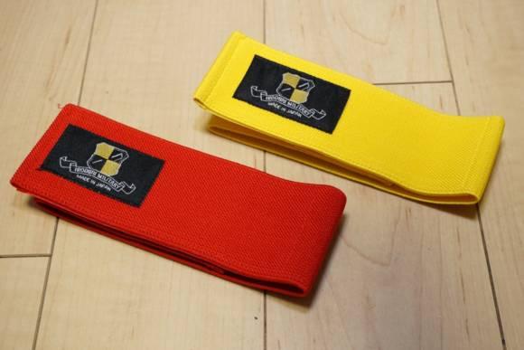 IRODORI MILITARY製 チームマーカー RED&YELLOWセットを買いました