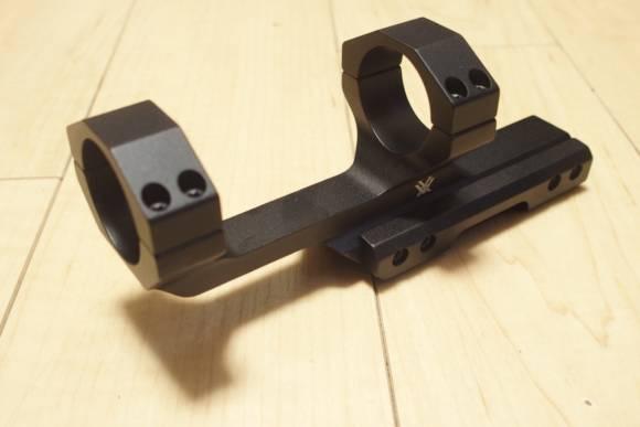 Vortex Optics製 30mmチューブ径対応のワンピース マウントリング、CM-202を買ってみた