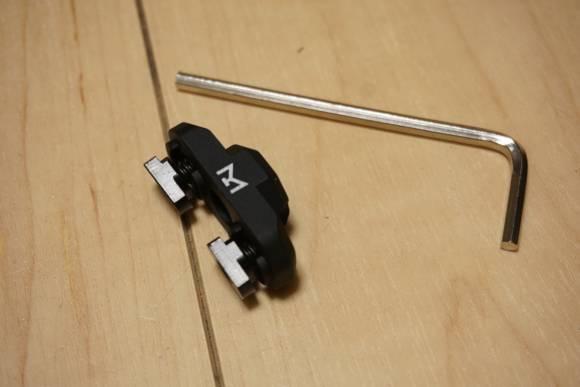 TMC製 XLR Industriesレプリカ QD スリングマウントを買ってみた